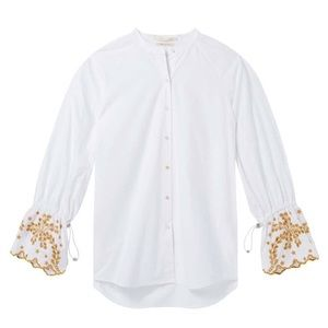 New Scotch & Soda oversized button up shirt